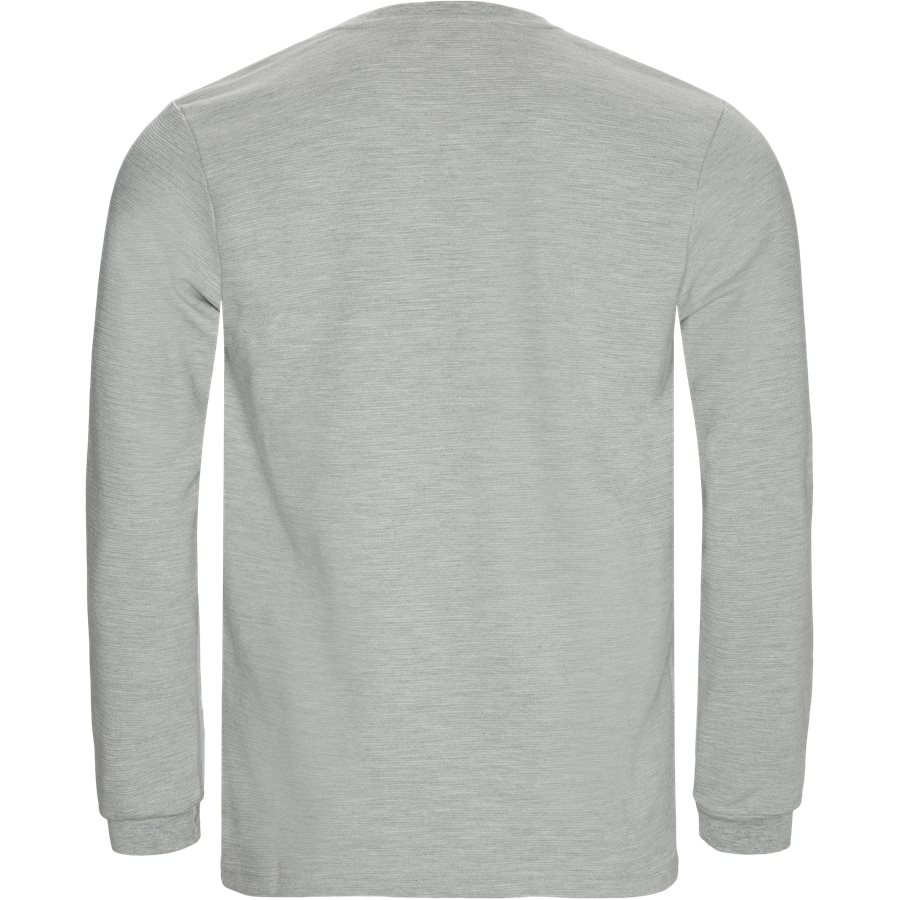 PERTH - T-shirts - Regular - GREY MELANGE - 2
